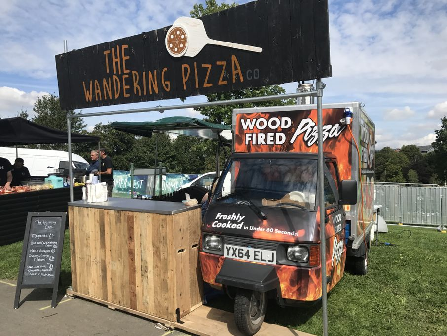 The Wandering Pizza Co - Catering  - Solihull - West Midlands photo