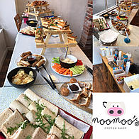 Moo Moos Coffee Shop Corporate Event Catering