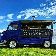 Chick + Pea Wedding Catering