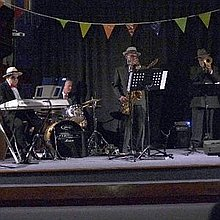 The Radio Pensacola Band Jazz Band