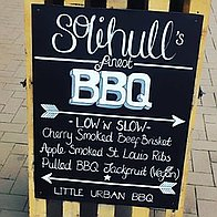 Little Urban BBQ Street Food Catering