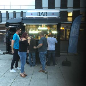 Devoted Deluxe Mobile Bar