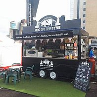 HOG ON THE TYNE Street Food Catering