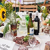 Salt's Catering Ltd Afternoon Tea Catering