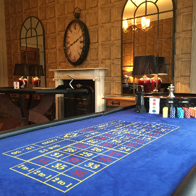 Casino Nights Games and Activities