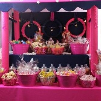 Pig 'n' Mix Sweets Sweets and Candy Cart