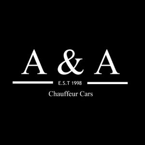 A & A Chauffeur Cars Wedding car