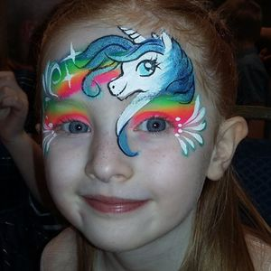 Face Painting by Taleena undefined