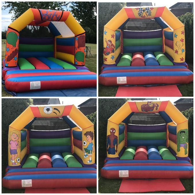 The Bounce Generation - Children Entertainment Event Equipment  - Northolt - Middlesex photo