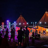 I Do Festivals Group Bell Tent
