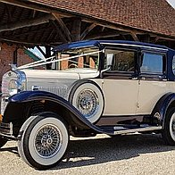 Essex Wedding Cars Wedding car