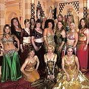 Desert Divas Belly Dancer