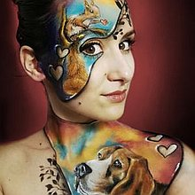 SArt - Simona Rad Face & Body Painter Face Painter