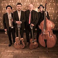 Swing Gitan UK String Quartet
