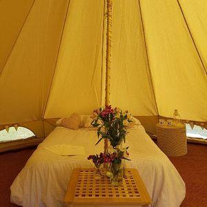 Bells and Breakfast - Marquee & Tent , Skipton,  Bell Tent, Skipton