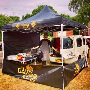 The Urban Griller Smoke n' BBQ Mobile Caterer