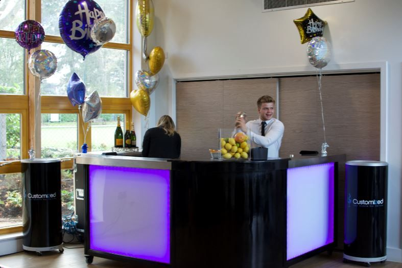 Customize - Your Mobile Bar Service - Catering  - Newport - Monmouthshire photo