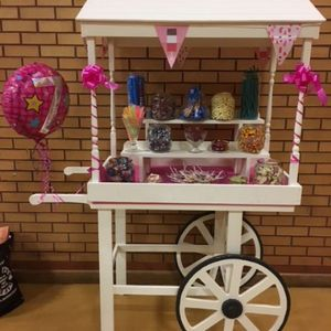 Forever After Sweets and Candies Cart