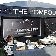 The Pompous Pig Hog Roast & Barbecue Company Corporate Event Catering