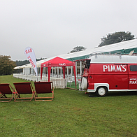 The Pimms Van Mobile Bar