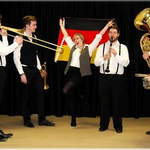 Deutsch Blasmusik - Ensemble , London, World Music Band , London,  Brass Ensemble, London German Band, London