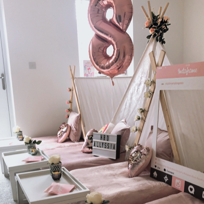My Dreamy Teepees Children Entertainment