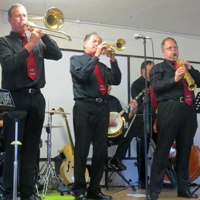 Dart Valley Stompers - Live music band , Willand, Tribute Band , Willand,  Function & Wedding Band, Willand Jazz Band, Willand Acoustic Band, Willand Vintage Band, Willand 1920s, 30s, 40s tribute band, Willand Dixieland Band, Willand