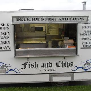 Mobile Fish and Chips of Pickering Street Food Catering