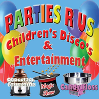 Parties 'R' Us Children's Disco's And Entertainment Candy Floss Machine