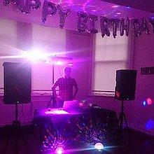 Partyfriendz Mobile Disco