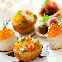 World Food Dinner Party Catering