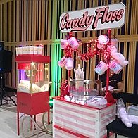 Candy Floss Events Catering