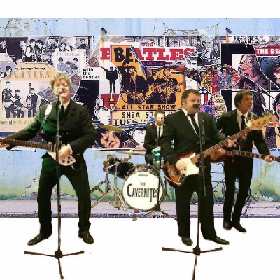 The Cavernites - Tribute to The Beatles The Touring Years Singer