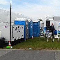 S R P TOILET HIRE LTD Event Equipment