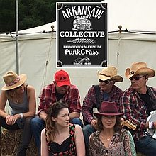 The Arkansaw Jukebox Collective Barn Dance Band