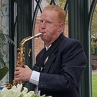 Tim Clarke - The Sax Man Solo Musician