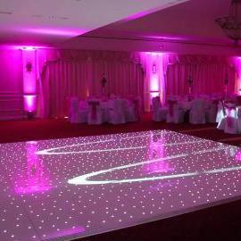 London Event Rentals Wedding DJ