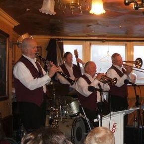 Frampton Footwarmers Wedding Music Band