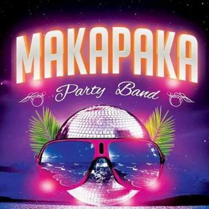 Makapaka Party Band Rock Band