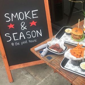 Smoke & Season Mobile Caterer
