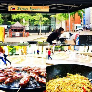 Pinay Kawali Street Food Catering