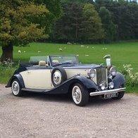 Wedding Car Hire Burton Transport