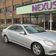 Corporate Airport Transfers Limited Chauffeur Driven Car