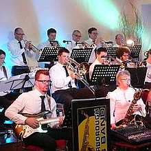 The Peterborough Big Band Swing Big Band