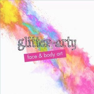 Glitter-Arty Face Painting Children Entertainment