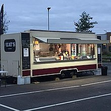 Yeates Catering Food Van