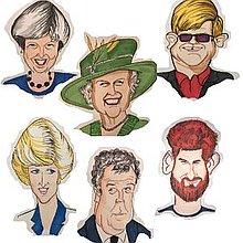 Caricatures On Demand Caricaturist