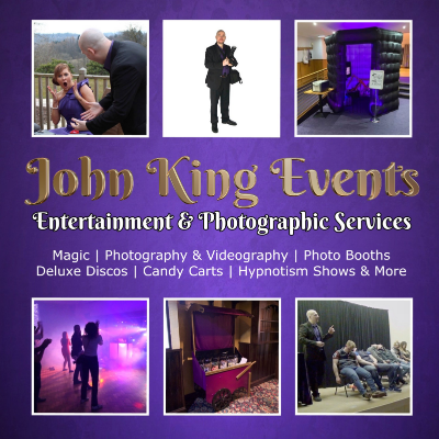 John King Vintage Wedding Photographer