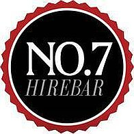 No. 7 Hire Bar Mobile Bar