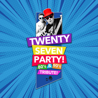 27 Party - 80s and 90s Party Duo Tribute Band